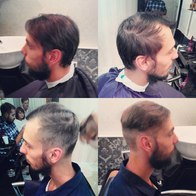 #lafamiglia #undercut #barberlife #night #перукарня #beautysalon #like4like #сегоднявечером #киев #украина